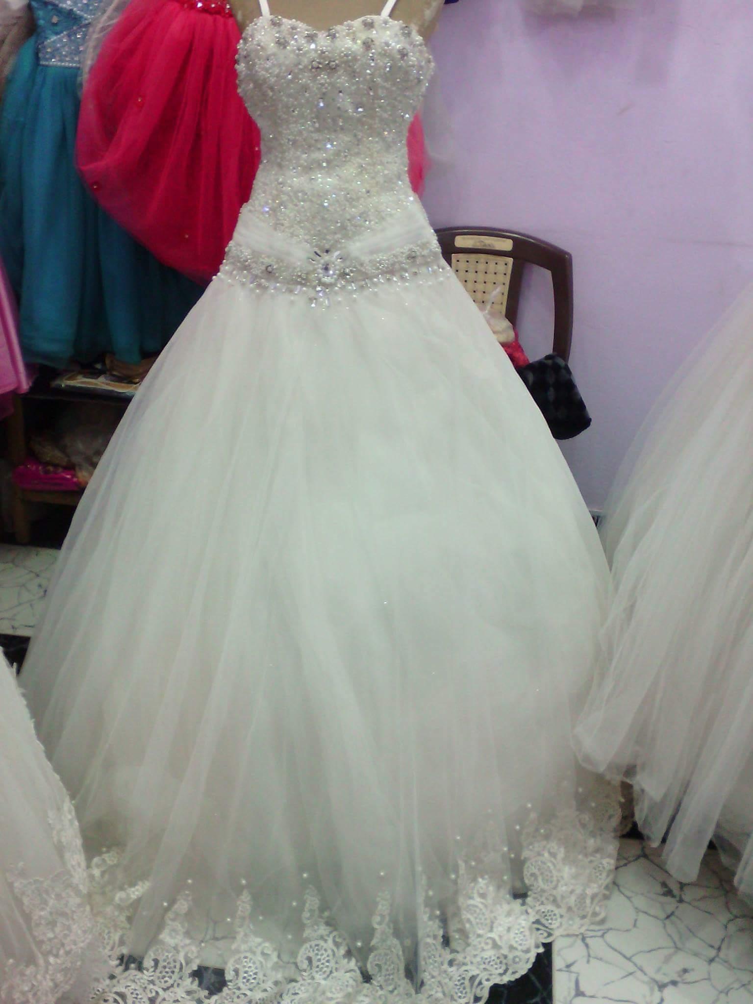 4450ca7f4e405 فستان زفاف للبيع - مول منتدى سيدات الإمارات